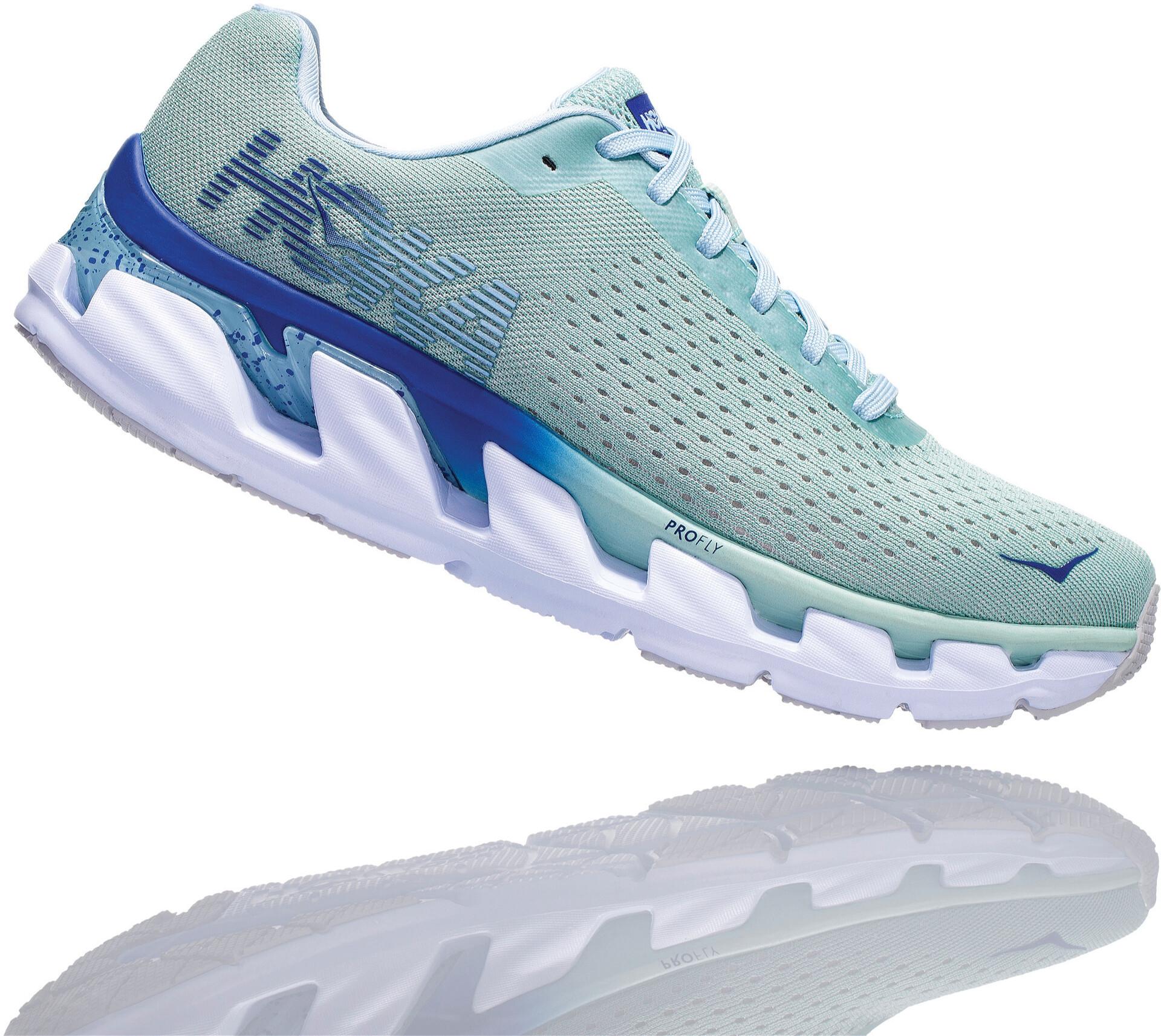 Hoka One One Elevon Running Shoes Dame lichensodalite blue